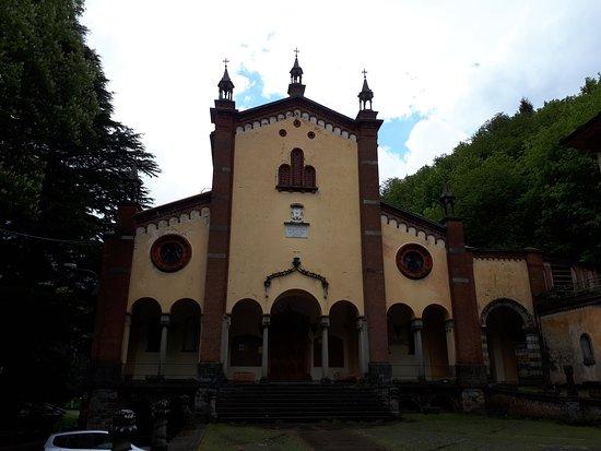 Rosazza, Italy: Chiesa