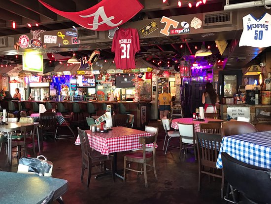 Muscle Shoals, AL: Great Atmosphere