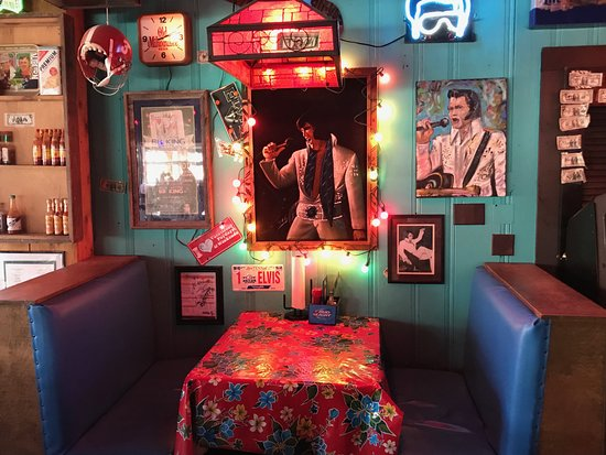 Muscle Shoals, AL: The Elvis Booth
