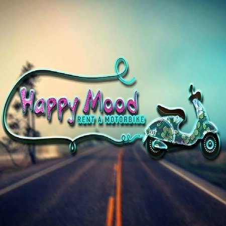 Happy Mood Rent a Motorbike