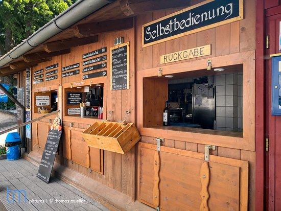 Seeterrasse Lidl Und Würmsee Stüberl Seeshaupt Restaurant
