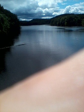Hanover, NH: Connecticut River Between VT and NH - Appalachian Trial