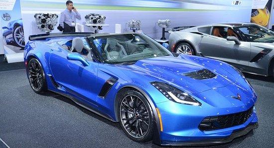 Huntsville, TN: Corvette