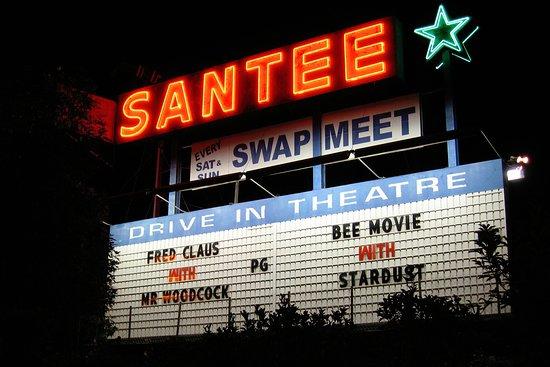 Santee Drive In Ca
