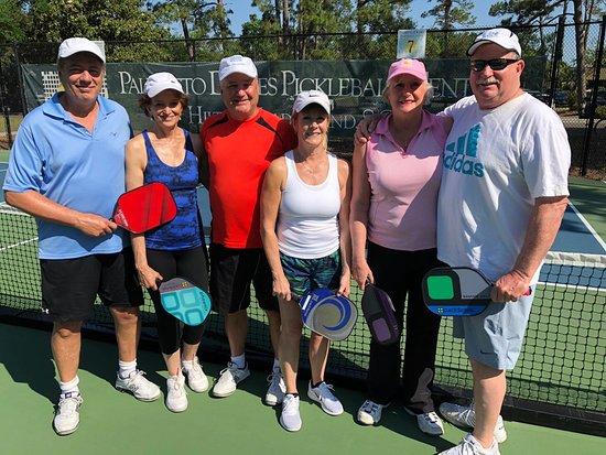 Palmetto Dunes Tennis & Pickleball Center: Palmetto pickleball
