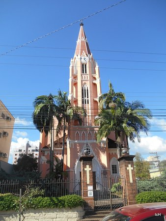 Igreja Evangélica Luterana, Taquara