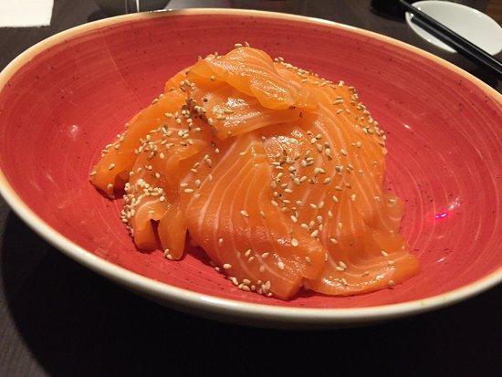 Sushi Couronne ภาพถ่าย