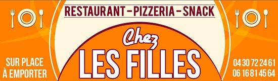 Restaurant pizzeria snack chez les filles