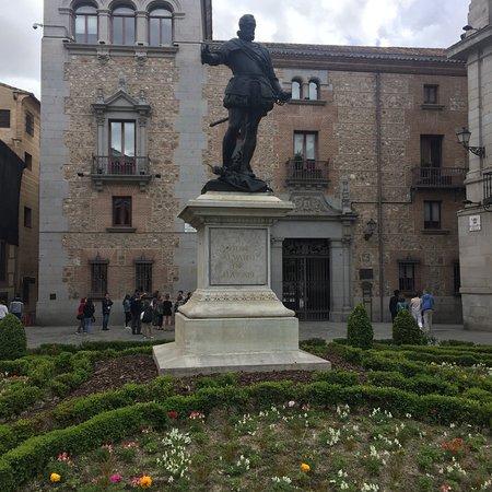 Plaza de la Villa ภาพถ่าย