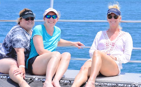 Catamaran trip planned by Pacific Trade Winds