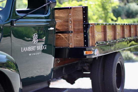 Lambert Bridge Winery: Lambert Bridge Winery