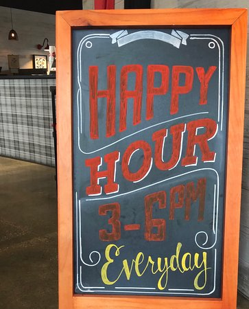 North Liberty, IA: Happy Hour 3-6pm Daily!