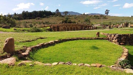 Terrazas Indigenas Para Cultivo De Seudocereales Picture