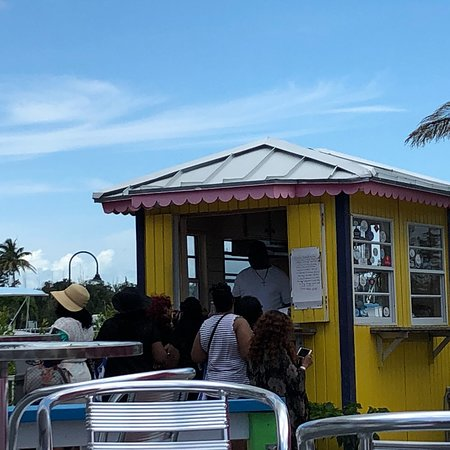 Daddy Brown's Conch Stand: photo0.jpg
