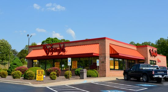 Bojangles': One of the most accessible Bojangles I have found