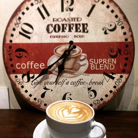San Pedro, Philippinen: Coffee Time Cafe