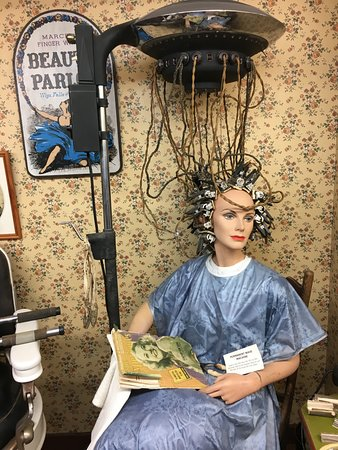 Elk City, OK: Beauty parlor