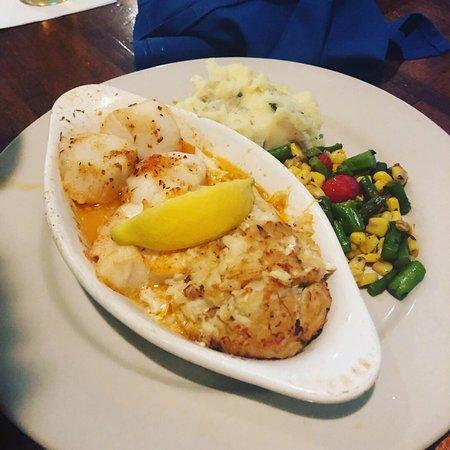 Blue Seafood Restaurant Virginia Beach