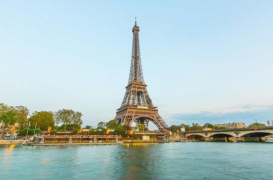 Tour Eiffel, croisière sur la Seine...