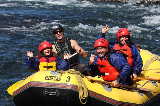 2-hour Tongariro River Family Rafting...