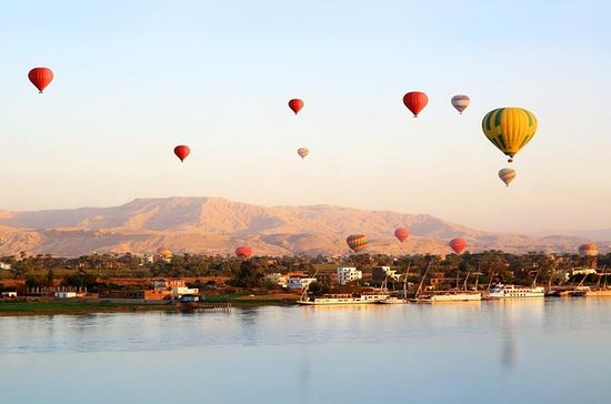 Hot Air Balloon Ride over West Bank...