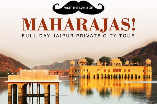Private Jaipur(Pink City) Tour from...
