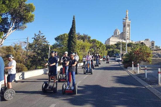 Marseille Segway Tour - Reach the top...