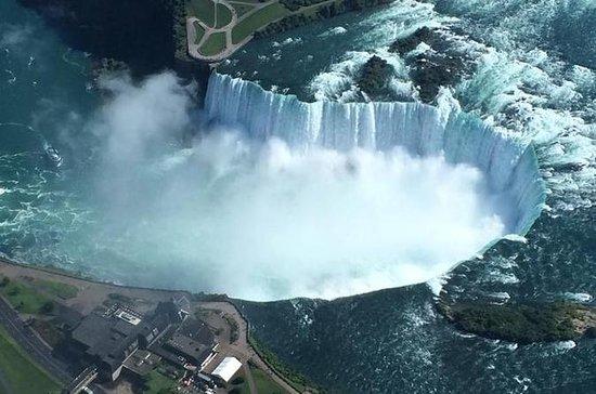 Bus Tour of Niagara Falls including...
