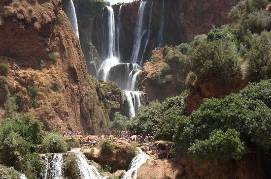 OUZOUD WATERFALLS DAY TRIPS FROM...