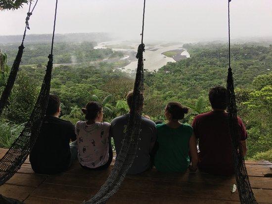 Madre Selva Tours: Desde el mirador indichuris