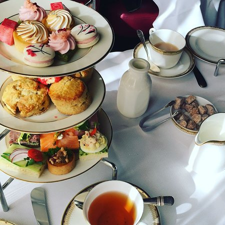 The St. Regis Washington, D.C.: High Tea
