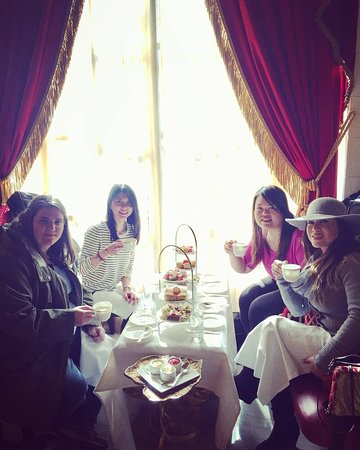 The St. Regis Washington, D.C.: High Tea moment