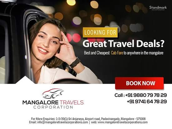 Мангалор, Индия: Great travel deals with Mangalore Travels Corporation