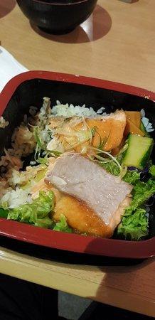 Kohan Restaurant: Teriyaki Salmon