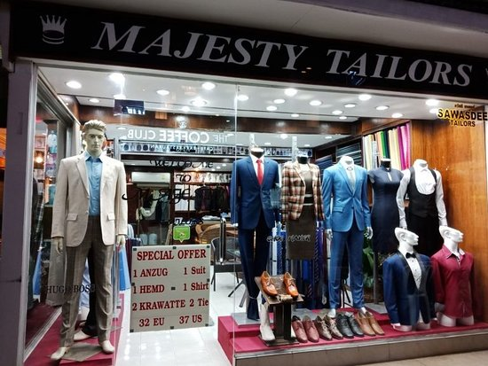 ‪Majesty Tailors‬