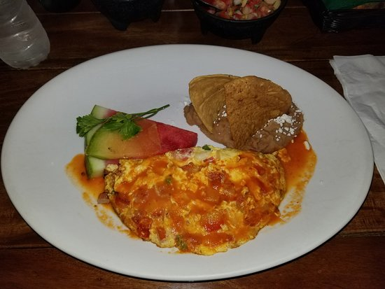 Fredys Tucan: Mexican Omelet