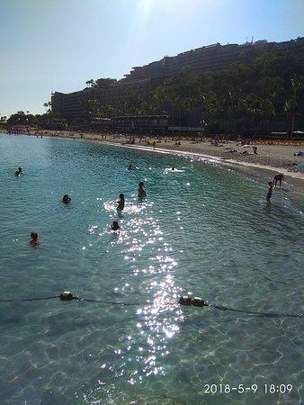 Anfi Playa: Tranquilidad
