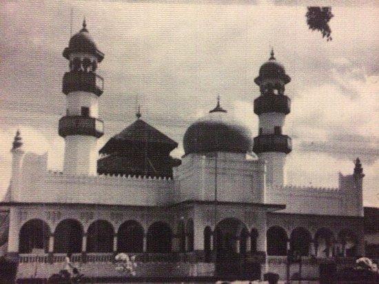 Masjid Jami Malang Tempo Dulu Diambil Dari Foto Di Museum Malang Tempo Doeloe Photo De Jami Great Mosque Malang Tripadvisor