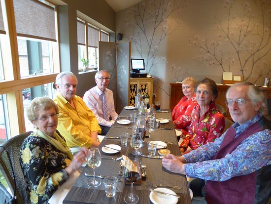 Eckington, UK: Celebrating Mums' 94th Birthday