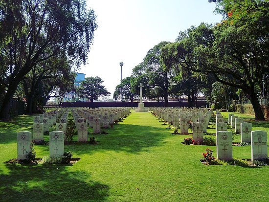 ‪Ranchi War Cemetery‬