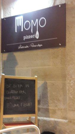 Bilde fra Momo Pizzeria