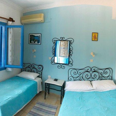 Fourni, กรีซ: Patras' Apartments