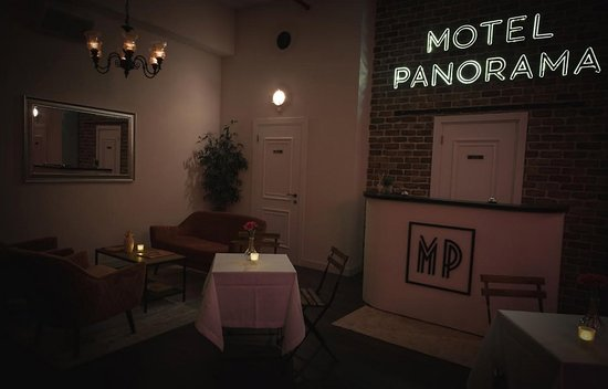 Motel Panorama - Escape room