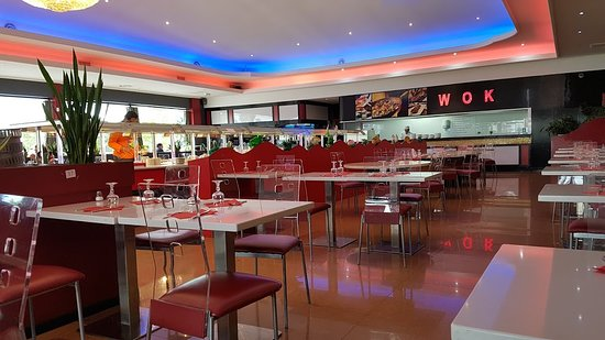 Claye Souilly, Frankrike: Le restaurant
