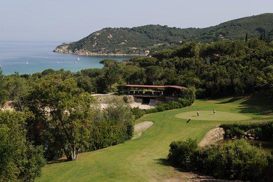 Biodola, Italia: Golf Hermitage