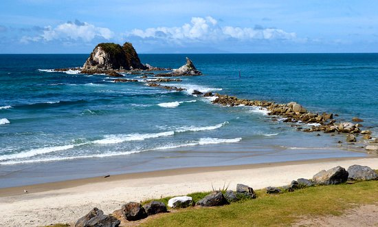 Mangawhai Walkway: A great area for photography