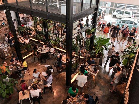 People & Places Cafe, Johor Bahru - Restaurant Reviews ...