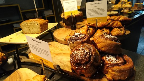 Beyond Bread: Pastries