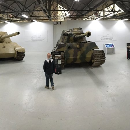 The Tank Museum Fotografie