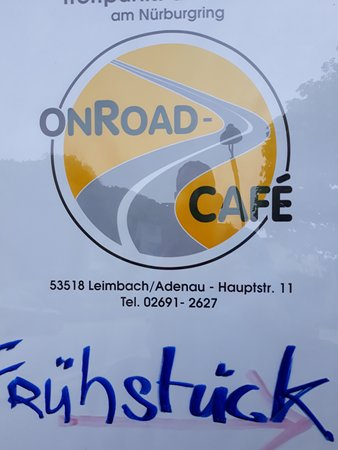 Adenau, Alemania: Angebotstafel
